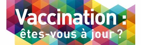 Semaine européenne de la vaccination – 25 au 29 avril