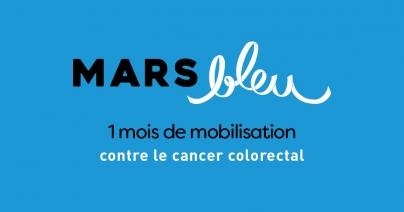 Mars bleu : mobilisation contre le cancer colorectal
